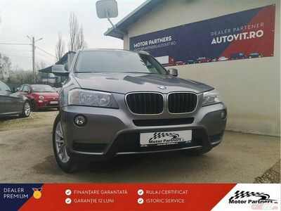 second-hand BMW X3 xdrive 2.0d 163cp
