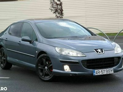 second-hand Peugeot 407 - an 2007, 2.0 Hdi (Diesel)