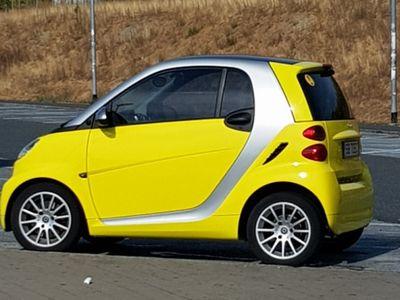 second-hand Smart ForTwo Coupé diesel passion