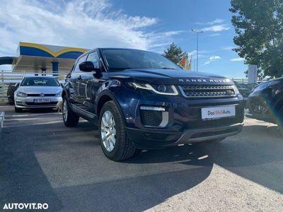 second-hand Land Rover Range Rover evoque HSE 2,0 TD4 Aut.