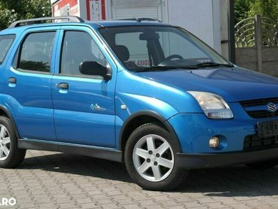 second-hand Suzuki Ignis ( Subaru Justy G3X ) 4x4 - an 2004, 1.5