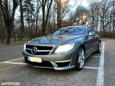 second-hand Mercedes CL500 CL