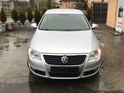 second-hand VW Passat Limuzina /1.9TDI/105cp/fab2006/Navi/Clima/Jante