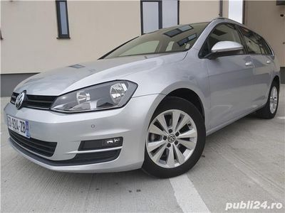 second-hand VW Golf VII Golf 7 VW2017 110 Cp Bluemotion