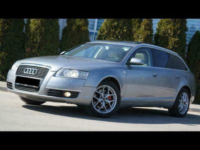 second-hand Audi A6 Avant FULL OPTION - an 2007, 2.7 Tdi (Diesel)