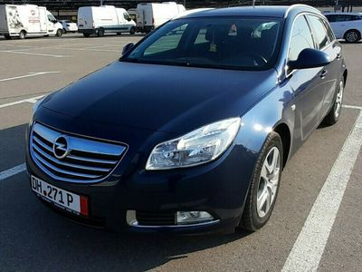 second-hand Opel Insignia 2011 2.0 CDTIeuro 5 Navigatie Senzori parcare