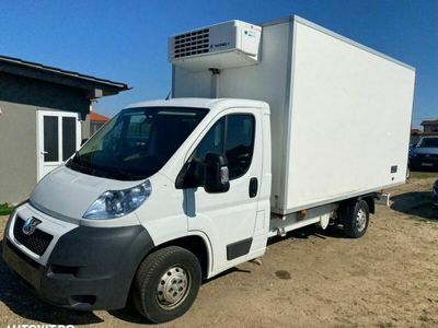 second-hand Peugeot Boxer