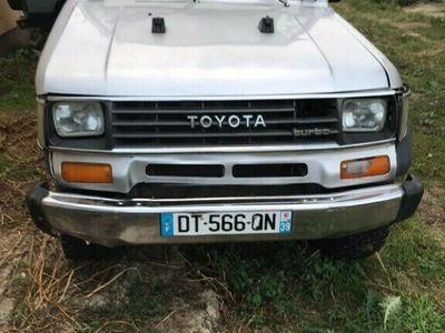 second-hand Toyota Land Cruiser 4x4 LJ 73 AUTOUTILITARA - an 1991, 2.4 T