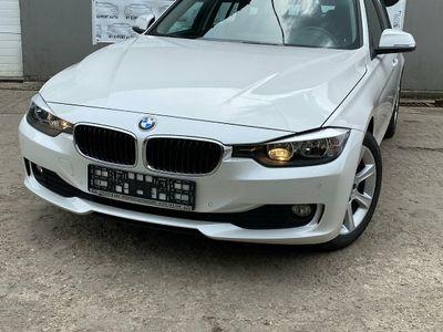 second-hand BMW 318 d f30