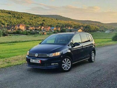 second-hand VW Touran 1.6