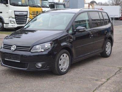 second-hand VW Touran comfortline
