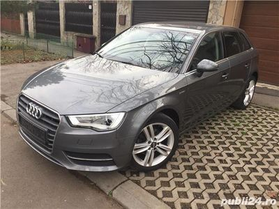 second-hand Audi A3 1,4tfsi-CNG 2015