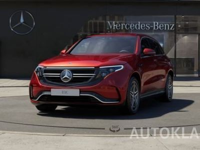 second-hand Mercedes EQC 400 4MATIC