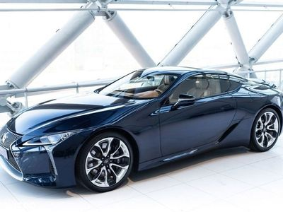 second-hand Lexus LC 500