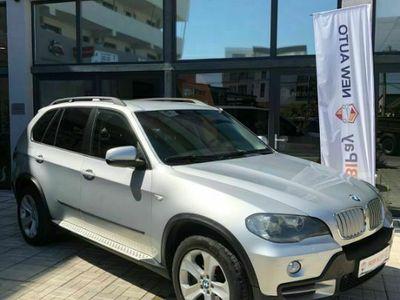 second-hand BMW X5 xDrive35d
