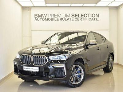 second-hand BMW X6 M50 d