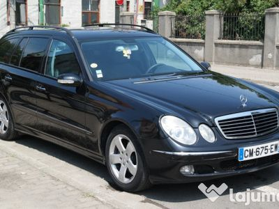 used Mercedes E220 Station Wagon, 2.2 CDI Diesel, an 2008