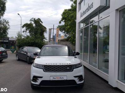second-hand Land Rover Range Rover Velar din 2018