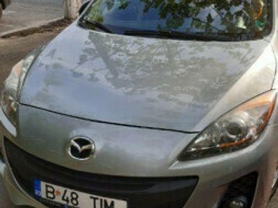 second-hand Mazda 3 model 2013