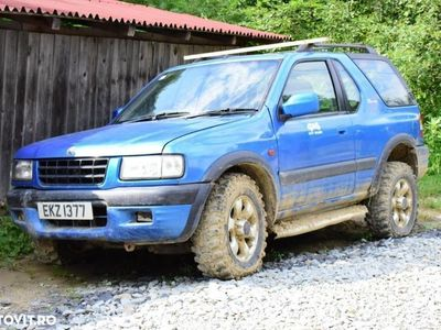 second-hand Opel Frontera A