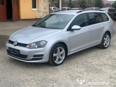 second-hand VW Golf VII an 2014 ,tdi cu euro 5, navi, germania