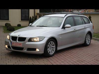 second-hand BMW 320 E91 d Touring - an 2006 luna 8, 2.0d (Diesel)