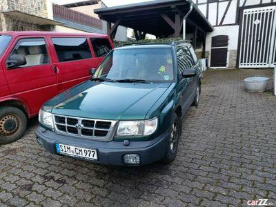 second-hand Subaru Forester 2.0 4x4 Klima