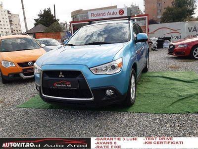 second-hand Mitsubishi ASX