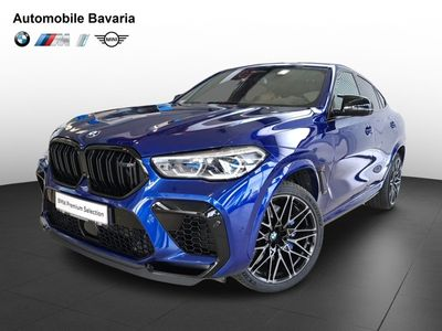 second-hand BMW X6 M Competition