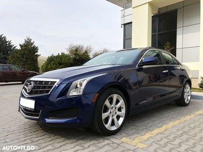 second-hand Cadillac ATS