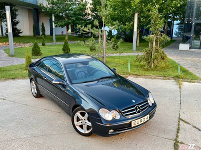 second-hand Mercedes 220 Clk - Avantgarde -CDi- Automata