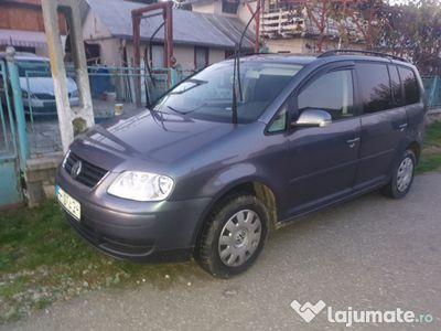second-hand VW Touran import Germania !