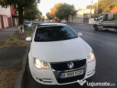 second-hand VW Eos 2.0 fsi 150cp