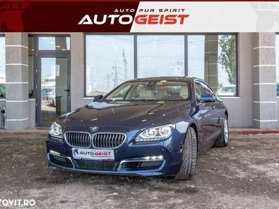 second-hand BMW 640 d gran coupe / xdrive