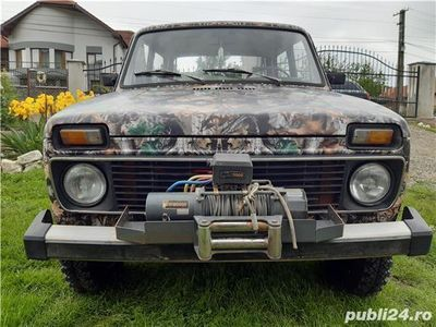 second-hand Lada niva 1.9 Diesel