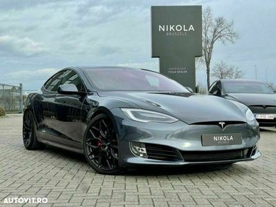 second-hand Tesla Model S Performance