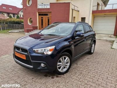 second-hand Mitsubishi ASX 1.8