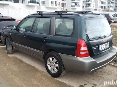 second-hand Subaru Forester