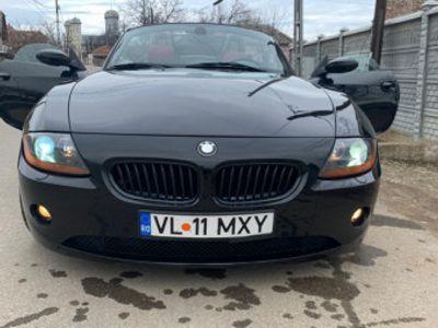 second-hand BMW Z4 superba variante cu mercedes funerara w210