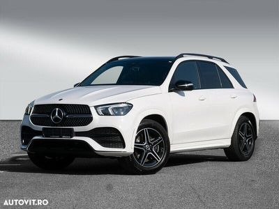 second-hand Mercedes GLE450 AMG GLE