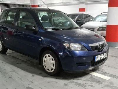 second-hand Mazda 2
