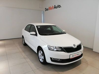 second-hand Skoda Rapid Ambition 1.0 TSI