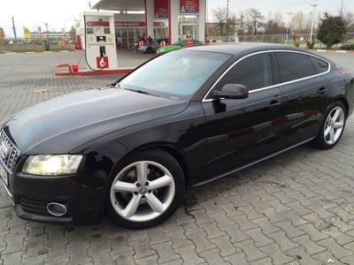 second-hand Audi A5 s5 2011