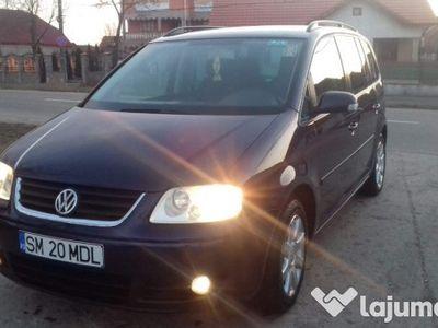 second-hand VW Touran 2004 1.9