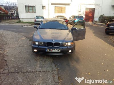 used BMW 520 e39facelift 2.0 diesel Proprietar an 2003
