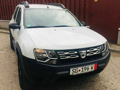 second-hand Dacia Duster 1.6