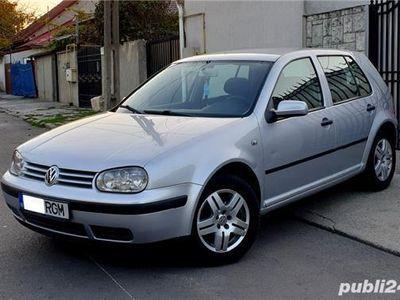 second-hand VW Golf IV  An Fabricatie 2003 Stare Impecabilă