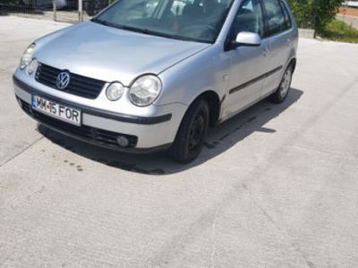 used VW Polo an 2005 cm 1.9 sdi înmatriculat