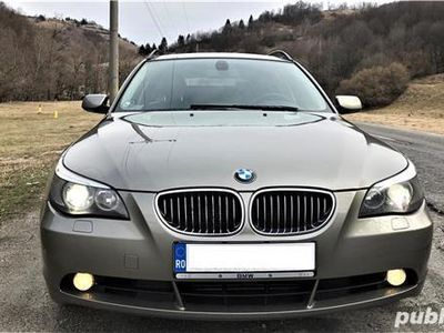 second-hand BMW 530 D xdrive E61