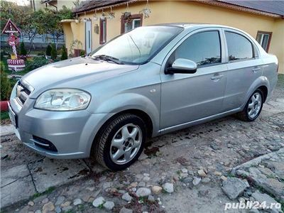 second-hand Chevrolet Aveo